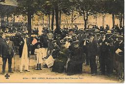 12/18       03   Vichy     Musique Du Matin Dans L'ancien Parc     (animations) - Vichy