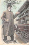 Spectacle (Célébrité) - Un Salut Du Géant Hugo Aux Voyageurs Du Tramway - Hugo Offre 1000 Francs à Son Rival - Spectacle