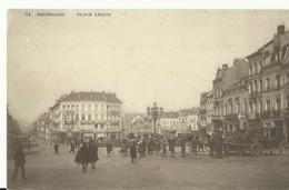 CP.Bruxelles-Schaerbeek (ex-Collection DELOOSE) - Bruxelles -Place LIEDTS (animation Et Magasins Divers) - W0025 - Schaerbeek - Schaarbeek