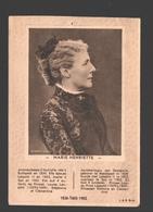 Buvard / Vloeipapier - Marie-Henriette - Buvards, Protège-cahiers Illustrés