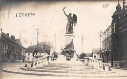 Fotokaart Standbeeld - Izegem - Izegem