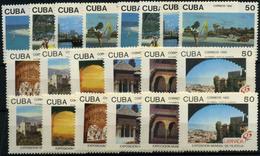Cuba Nº 3209/12, 3214/17. Año 1992 - Cuba