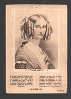 Buvard / Vloeipapier - Louise-Marie - Buvards, Protège-cahiers Illustrés