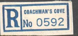 Australia - R-label - Coachman's Cove - Unclassified