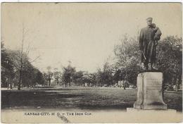 Etats-unis  Kansas -city   The Iron Cop - Kansas City – Kansas