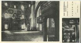 Ticket - Postcard : Gazi Husrev-Bey's Mosque - Sarajevo - Bosnia And Herzegovina - Yugoslavia - Bosnia And Herzegovina