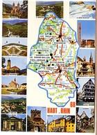 Haut Rhin Guebwiller Vieil Armand Thierenbach Wittelsheim Neuf Brissac Cernay Massevaux Eguisheim Colmar Soultz St Louis - Frankrijk