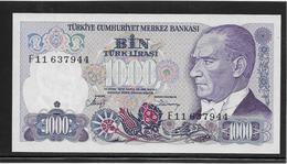 Turquie - 1000 Lira - Pick N°196 - NEUF - Turchia
