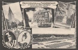 Lengerich 1907 - Erinnerung An Dem Kaiserbesuch - Steinfurt