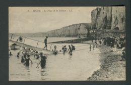 YPORT  -  La Plage Et Les Falaises - Yport