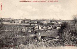 """88 -MELOMENIL -- """"Le Moulin -Le Canal De L'Est""""- - Other Municipalities"""