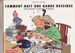 Hergé - Casterman - Format 285 X 215 - Nb. De Pages : 48 - Hergé