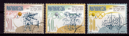 Hongarije Mi 4638,4640 Olympische Spelen 2000 Gestempeld Fine Used - Hungría
