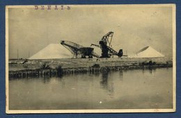 France - Carte Postale - Gard - Aigues Mortes - Les Salins - L'échelle - Aigues-Mortes