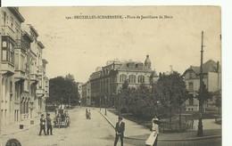 CP.Bruxelles-Schaerbeek (ex-Collection DELOOSE) - Place De Jamblinne De Meux  -  W0051 - Schaerbeek - Schaarbeek