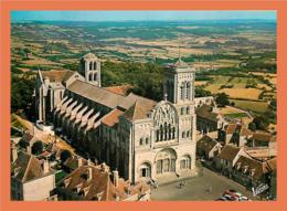 A431 / 365 89 - VEZELAY Basilique Sainte Madeleine - Vue Aérienne - France