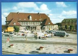 Deutschland; Westerland Sylt; Bahnhof; Bild2 - Sylt
