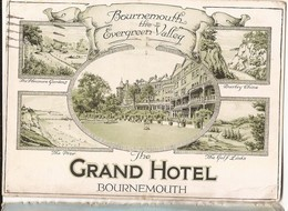 Royaume Uni Angleterre Grand Hôtel Bournemouth - Bournemouth (desde 1972)