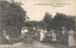 MALNOUE . RESTAURANT TREZY . LES BOSQUETS - Autres Communes