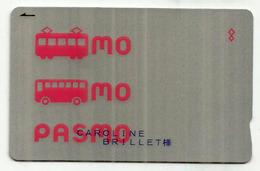 JAPAN PASMO PASSPORT For Expressway Buses.  Japon - Monde