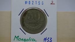 Mongolia 50 Menge 1977 Km#33 - Mongolie