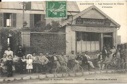 CAFE RESTAURANT DU CHAMP D'ALOUETTES . MAISON FONTAINE -VAREAU - Gouvieux
