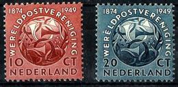 Holanda Nº 528/9 Nuevos. Cat.13,50€ - Unused Stamps
