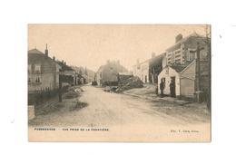 PUSSEMANGE. - Vue Prise De La Frontière. - Vresse-sur-Semois