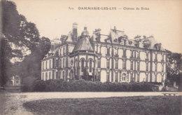 Dammarie Les Lys (77) - Château Du Bréau - Dammarie Les Lys