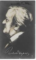 Portrait Arcimboldesque De Richard Wagner - Cantantes Y Músicos