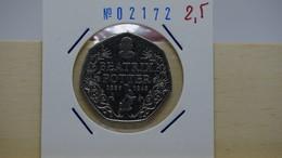 Great Britain 50 Pence 2016 Beatrix Potter - 1971-… : Monedas Decimales