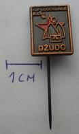 KUP JUGOSLAVIJE BUDVA 81 JUDO CUP OF YUGOSLAVIA PINS BADGES P2 - Judo