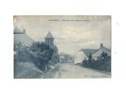 LACUISINE.  -  Descente Vers L'Eglise Et L'Ecole. - Florenville