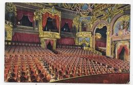 MONTE CARLO - N° 341 - CASINO - SALLE DE THEATRE - LOGE DU PRINCE - CPA COULEUR NON VOYAGEE - Opernhaus & Theater