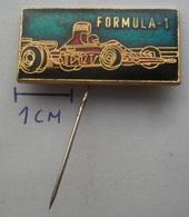 Rally, Race - FORMULA 1, Car, Auto, Automotive PINS BADGES P2 - F1