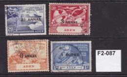 Aden 1949 U.P.U. - Aden (1854-1963)