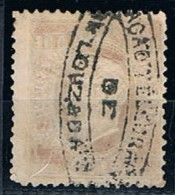 Portugal, 1870/6, # 43 Dent. 12 3/4, Used - Gebraucht