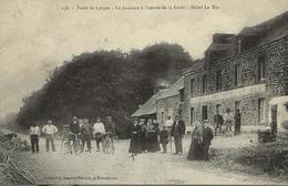 La Jaunay -foret De Lorges - France