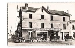 01 St Saint Trivier De Courtes Hotel De L' Ain CPSM PF Edit CIM Combier - Other Municipalities