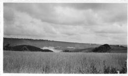 LANDEVENNEC NAVIRES DESARMES  PHOTO ORIGINALE 11 X 6.50 CM - Lugares