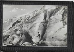 AK 0397  Karlingergletscher Mit Bratschenkopf , Glocknerin Und Wiesbachorn - Bergsteiger Um 1920 - Bergsteigen
