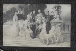 AK 0397  Deutsche Königsfamilie - Ferinand Keller Künstlerkarte Um 1906 - Königshäuser