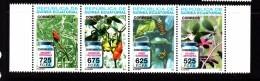 2012 Equatorial Guinea Spices Pepper Ginger Plants Complete Set Of 4 MNH - Äquatorial-Guinea