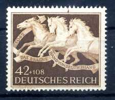 1942 GERMANIA TERZO REICH SERIE COMPLETA ** - Germany
