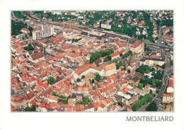 25 - Montbéliard - Vue Générale Aérienne - Voir Scans Recto-Verso - Montbéliard