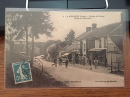 61 - LA MESNIERE - Entrée Du Bourg - Route De Bazoches - France