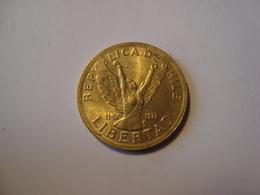 MONNAIE CHILI 10 PESOS 1988 - Chile