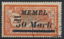 Memel 97 O - Memel (Klaïpeda)