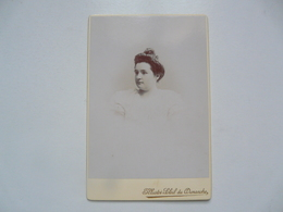 PHOTO ANCIENNE - 11 X 16,5 Cm - Illustré - Soleil Du Dimanche - 5 Bd Des Capucines - Paris - Oud (voor 1900)