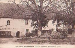 Loire Atlantique        645        Le Prieuré De Pontchâteau.Maison Des Bénédictins - Pontchâteau